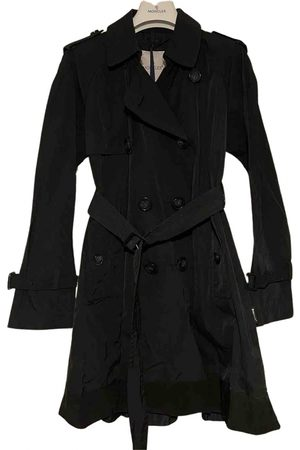 Moncler Women Trench Coats - Classic Trench Coat for Women