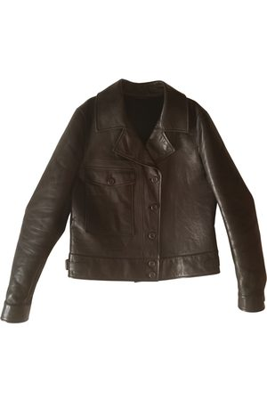 Bottega Veneta \N Leather Jacket for Women