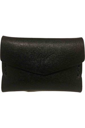Giuseppe Zanotti \N Leather Small Bag, Wallet & cases for Men