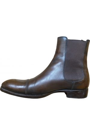 Tom Ford \N Leather Boots for Men
