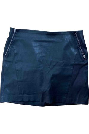 THEORY \N Leather Skirt for Women