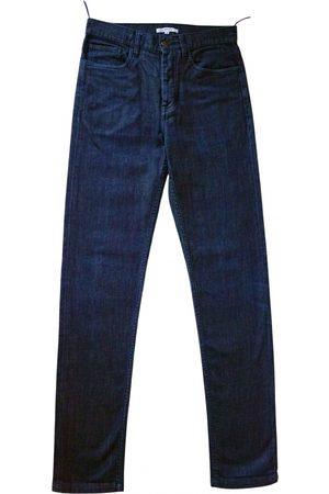 Carven \N Cotton Jeans for Men
