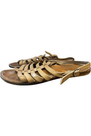 K jacques Homere Leather Sandals for Women