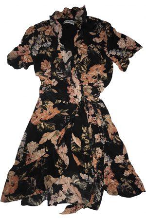 FALL WINTER SPRING SUMMER \N Silk Dress for Women