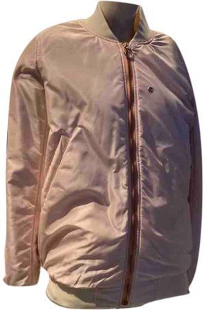 Acne Studios \N Cotton Leather Jacket for Women