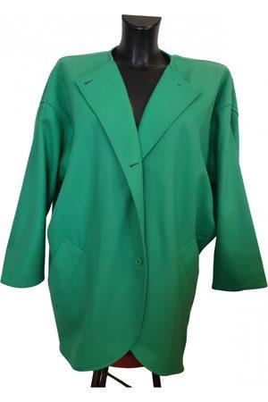 Emanuel Ungaro VINTAGE \N Wool Coat for Women