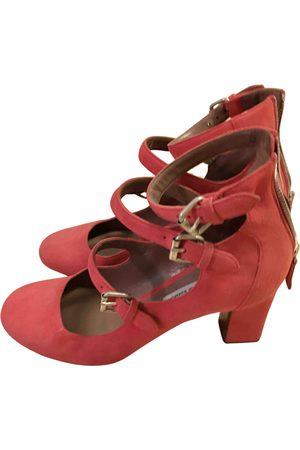 Tabitha Simmons Women High Heels - \N Suede Heels for Women