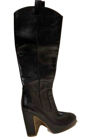 Rupert Sanderson Women Boots - \N Vegan leather Boots for Women