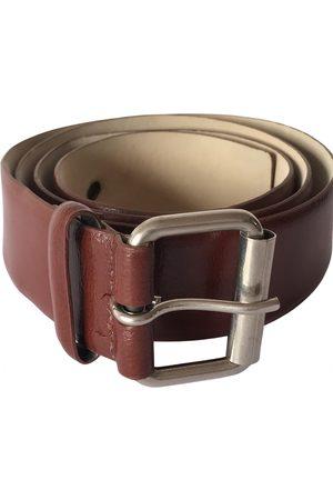 Michael Kors \N Leather Belt for Men