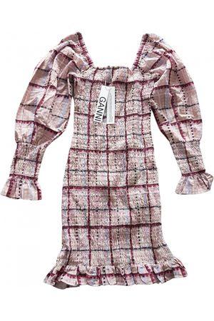 Ganni Spring Summer 2020 Cotton Dress for Women