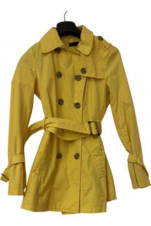 Benetton Cotton Trench Coats