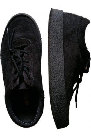 Yeezy Men Sneakers - \N Suede Trainers for Men