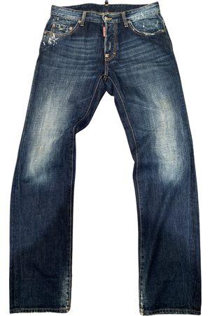Dsquared2 VINTAGE \N Cotton Jeans for Men