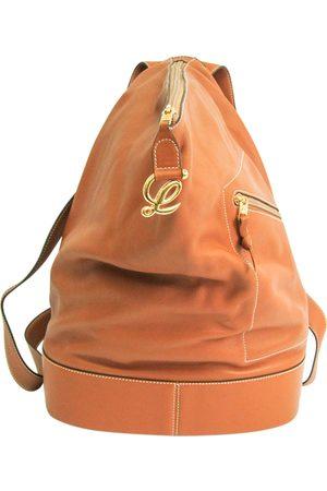 Loewe Anton Leather Backpack for Women