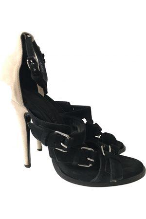 Haider Ackermann \N Suede Sandals for Women