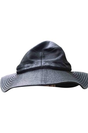 Hermès \N Leather Hat for Women