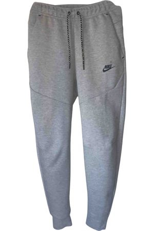 Nike \N Cotton Trousers for Men