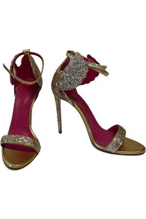 OSCAR TIYE \N Glitter Sandals for Women
