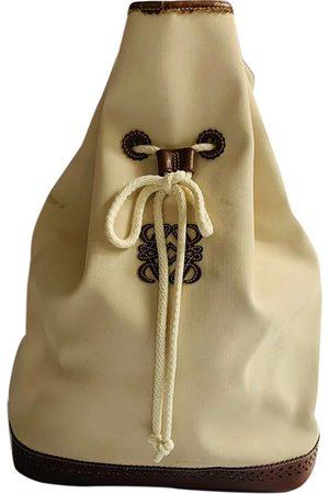 Loewe VINTAGE \N Cloth Backpack for Women