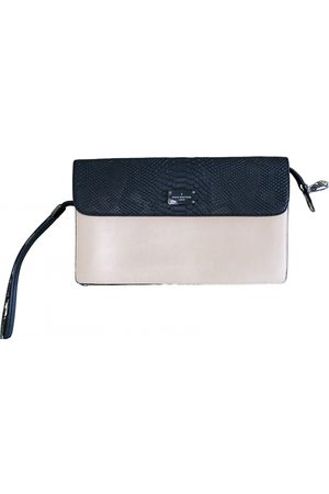 Paul's Boutique Women Clutches - \N Leather Clutch Bag for Women