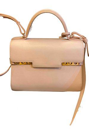 DELVAUX Tempête Leather Handbag for Women