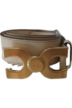 Chloé \N Leather Belt for Women