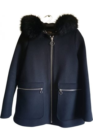 Maje \N Wool Coat for Women