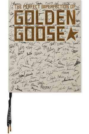 Publications Men Accessories - The Perfect Imperfection of Golden Goose