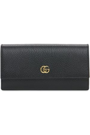 Gucci Women Wallets - Gg Marmont Leather Continental Wallet
