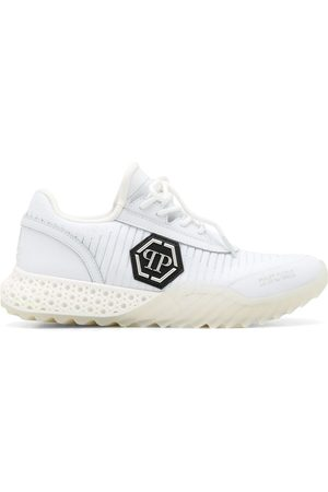 Philipp Plein Runner hexagon logo sneakers