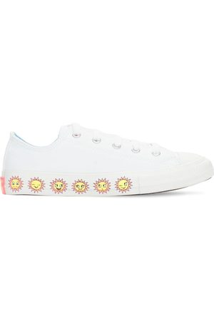 Converse Girls Sneakers - Sunny Chuck Taylor All Star Sneakers