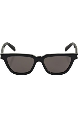 Saint Laurent Women Round - Ysl Sl 462 Round Acetate Sunglasses