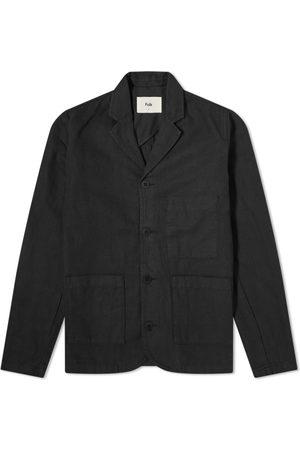 Folk Men Blazers - Patch Jacket