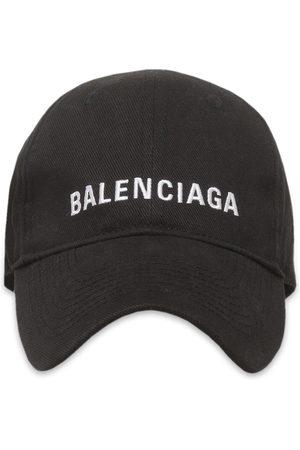 Balenciaga Embroidered logo baseball hat