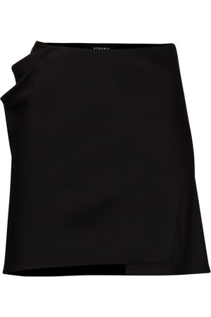 VERSACE Medusa-buckle miniskirt