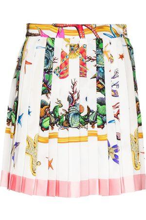 VERSACE Trésor de la Mer printed skirt