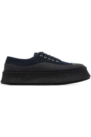 Jil Sander Olona flatform sneakers