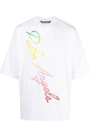 Palm Angels Miami logo T-shirt