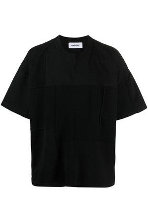 AMBUSH Short Sleeve - Patchwork short-sleeve T-shirt