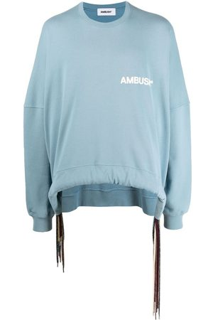 AMBUSH Multicord crew neck sweatshirt