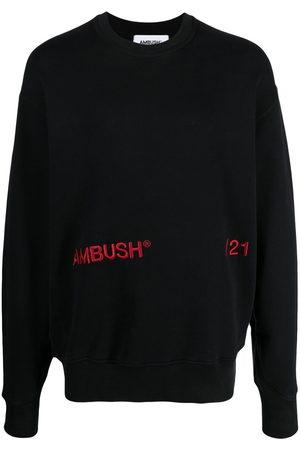AMBUSH Embroidered-logo sweatshirt