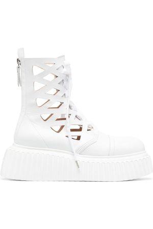 AGL ATTILIO GIUSTI LEOMBRUNI Women Lace-up Boots - Viggy lace-up boots