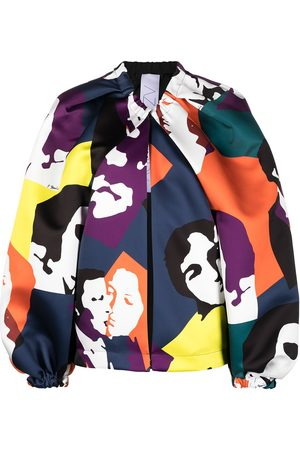 AZ FACTORY Switchwear Duchesse balloon jacket