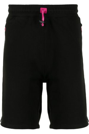 A Bathing Ape Contrasting-panel shorts