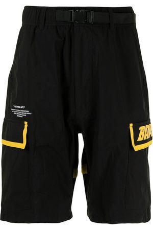 A Bathing Ape Buckled-waist shorts