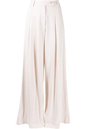 Anna Quan Luka palazzo trousers - Neutrals