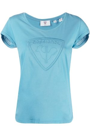 Rossignol Tech embroidered-logo T-shirt