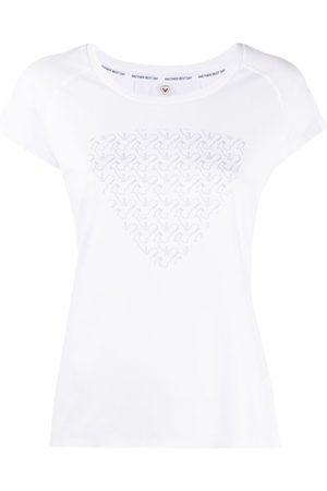 Rossignol Logo-print running T-shirt