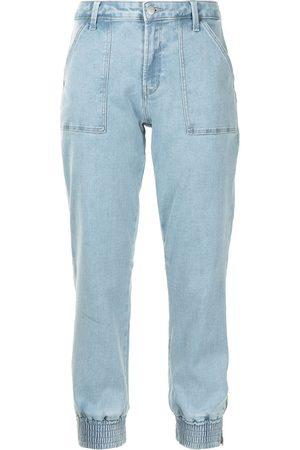 J Brand Arkin cropped jeans
