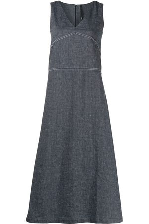 SARA LANZI V-neck dress